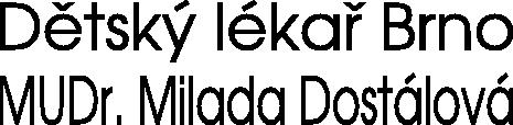 Dětský lékař Brno